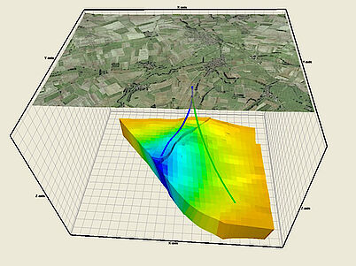 Planning and optimisation of mine drainage systems