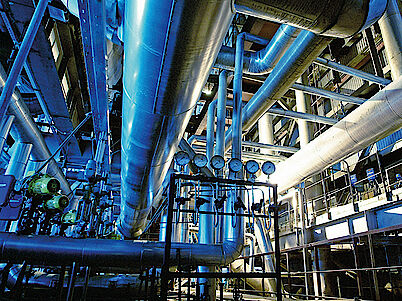 Planning and design of sophisticated process engineering plants