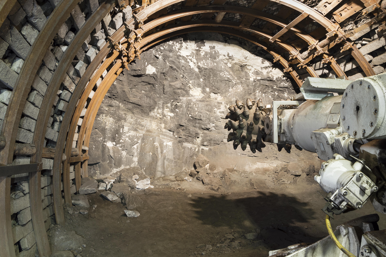 Mining | DMT-Group Underground Mining Images